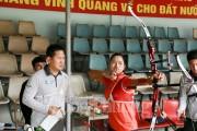 Doosan tiếp tục đào cho Đội tuyển bắn cung Quốc gia Việt Nam