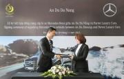 MBV bàn giao lô xe sang cho dịch vụ vận chuyển cao cấp Parrot Luxury Cars