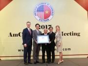 Dow Việt Nam lần thứ ba liên tiếp nhận Giải thưởng Đóng góp vì cộng đồng