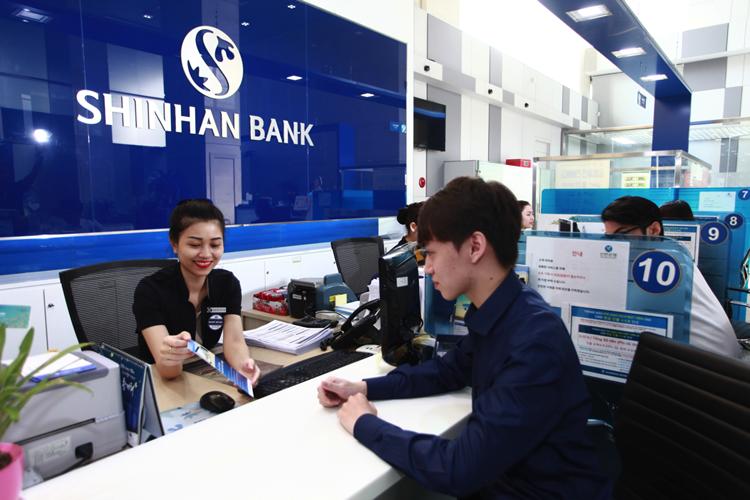 Ngân hàng Shinhan: Cam kết gia tăng tối đa lợi ích tài chính cho khách hàng