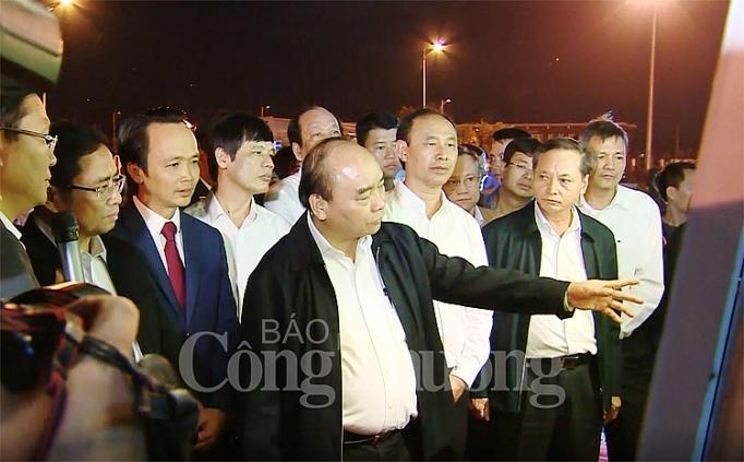 van hanh nha may loc hoa dau nghi son dap ung 40 thi truong nhien lieu trong nuoc