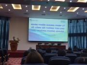 Hoàn thiện khung pháp lý công bố thông tin cho TTCK