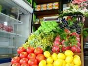 Lo chất lượng trái cây nhập ngoại