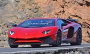 Lamborghini Aventador SuperVeloce chính thức lộ diện