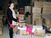 Bắt khẩn cấp đối tượng người Trung Quốc buôn lậu, sản xuất hàng giả