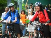 200 tình nguyện viên đạp xe từ thiện quyên góp quà Tết cho Hà Giang