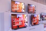LG ra TV 4K gần 100 inch dáng mỏng