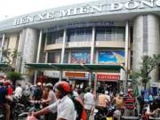 TP Hồ Chí Minh: Giảm căng thẳng tàu xe ngày Tết