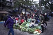 Hà Nội: Chớp nhoáng chợ sớm ngày 30 tết