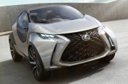 Lexus sẽ làm xe siêu nhỏ
