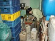 Khởi tố vụ án làm giả hơn 1.800 chai nước mắm Nam Ngư