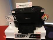 Canon ra mắt dòng máy in phun Maxify