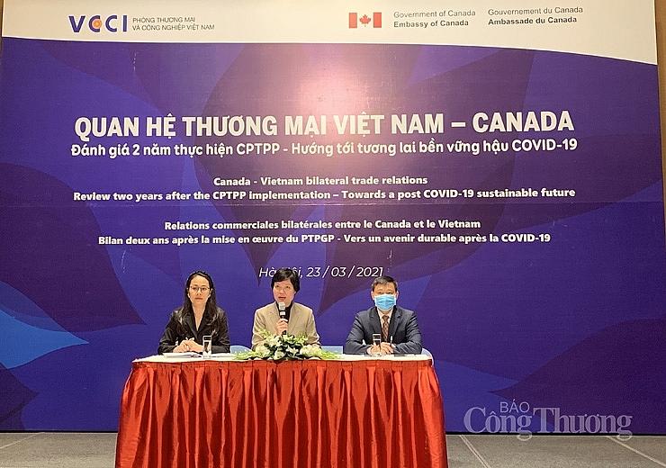 Việt Nam - Canada: Mẫu hình thành công trong việc thực hiện CPTPP