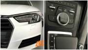 Những hình ảnh đầu tiêu của Audi A4 thế hệ mới
