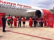 Kenya Airways khai trương đường bay đầu tiên kết nối Việt Nam tới châu Phi