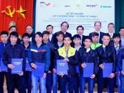 Đức hỗ trợ đào tạo nghề cho Việt Nam