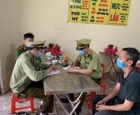 lang son xu phat mot co so kinh doanh khong thuc hien bien phap han che dong nguoi