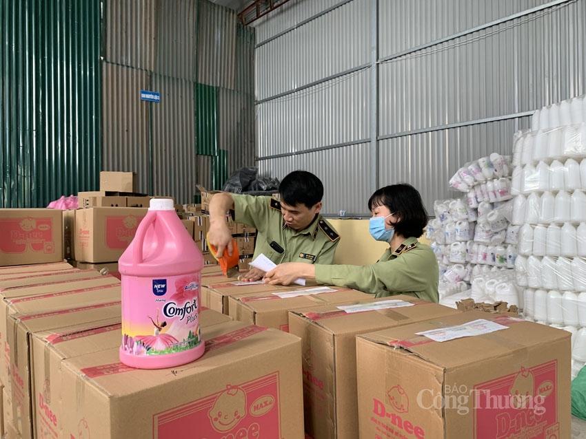 Kiểm tra hàng hóa tại cơ sở