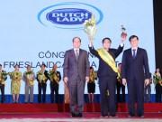 FrieslandCampina Việt Nam nhận giải Thương hiệu vàng thực phẩm Việt Nam năm 2015