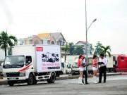 Trải nghiệm FUSO 2015 lần đầu tại Việt Nam