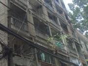 Thương mại hóa cải tạo chung cư cũ