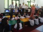 Honeywell và Actionald hỗ trợ thiết bị học tập cho 1.800 học sinh tiểu học tại Việt Nam