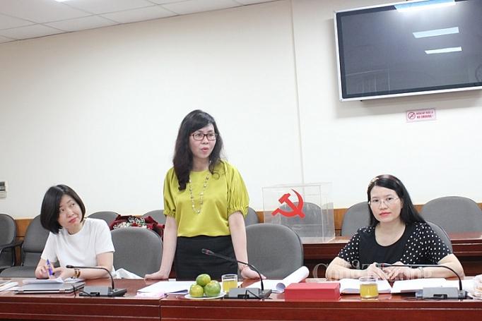 chi bo vu chinh sach thuong mai da bien tiep tuc hanh dong quyet liet thuc hien thanh cong nhiem vu 2020 2022