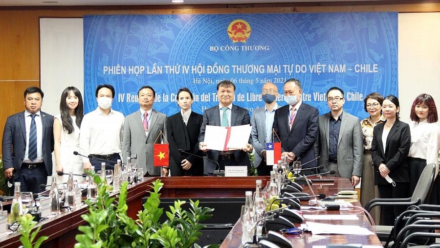 FTA Việt Nam – Chile: Tạo cú huých cho quan hệ kinh tế - thương mại