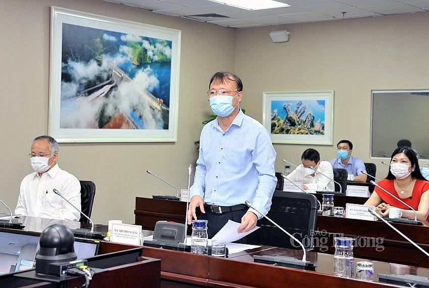 Bộ trưởng Nguyễn Hồng Diên: Đảm bảo an toàn, phòng, chống dịch Covid-19 tại các cơ sở sản xuất kinh doanh chính là nhiệm vụ trọng yếu của Bộ Công Thươ