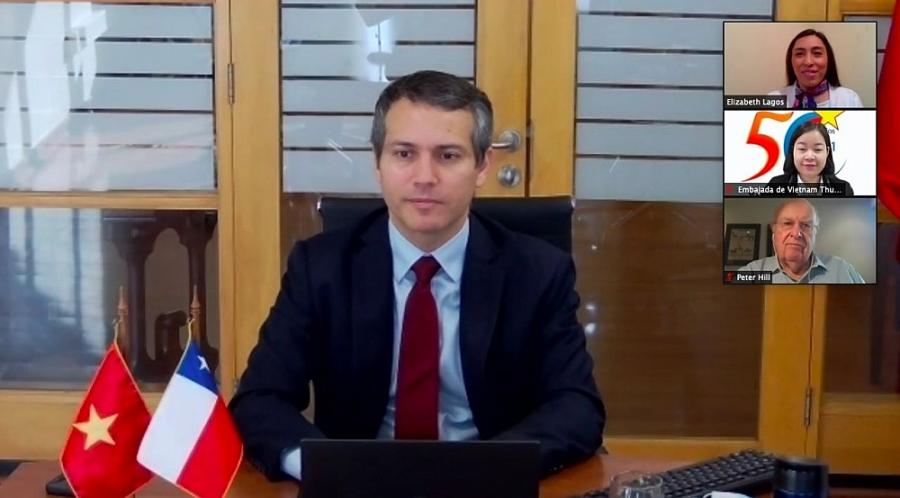 VCFTA: Đòn bẩy cho tăng trưởng thương mại giữa Việt Nam - Chile