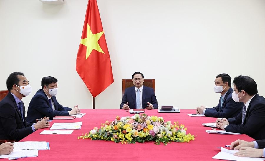 Tạo điều kiện cho xuất khẩu thuỷ sản, nông sản Việt Nam vào Pháp