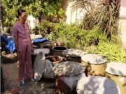 Người đàn bà yêu nghề làm nước mắm
