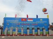 Thanh Hóa: Khởi công xây dựng nhà máy sản xuất dầu ăn