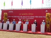 Hải Phòng: Khởi công dự án sinh thái tại đảo Vũ Yên
