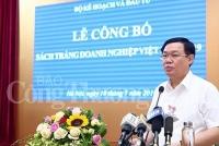 lan dau tien cong bo sach trang doanh nghiep viet nam nam 2019