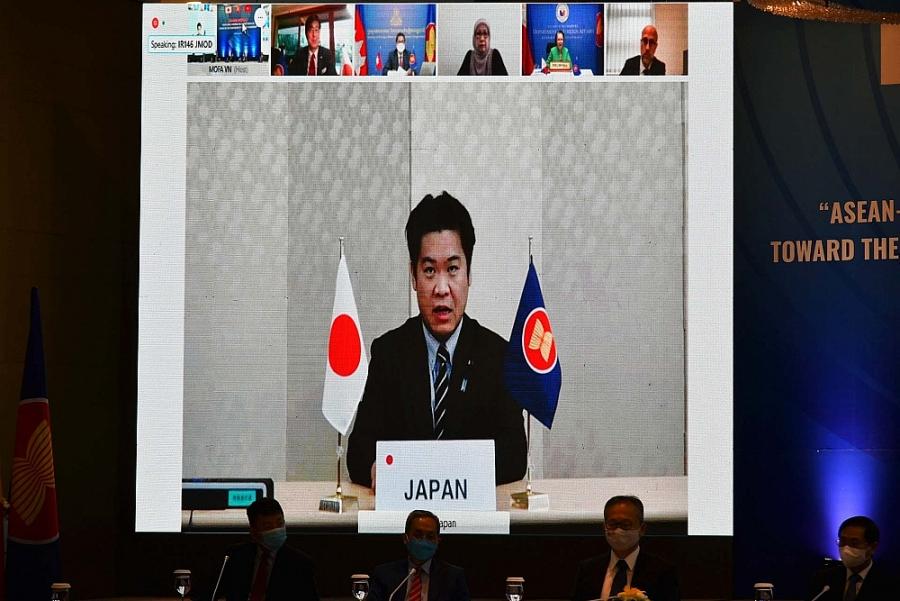 Việt Nam nỗ lực đóng góp xây dựng quan hệ đối tác bình đẳng giữa ASEAN và Nhật Bản