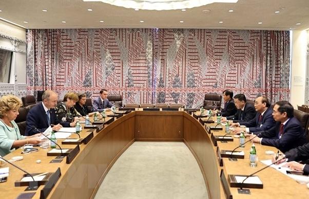 Việt Nam đẩy mạnh quan hệ hợp tác với các nước hiệu quả, đi vào chiều sâu
