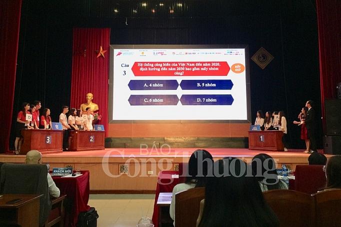 25 doi tham gia vong ban ket cuoc thi vietnam young logistics talents 2018