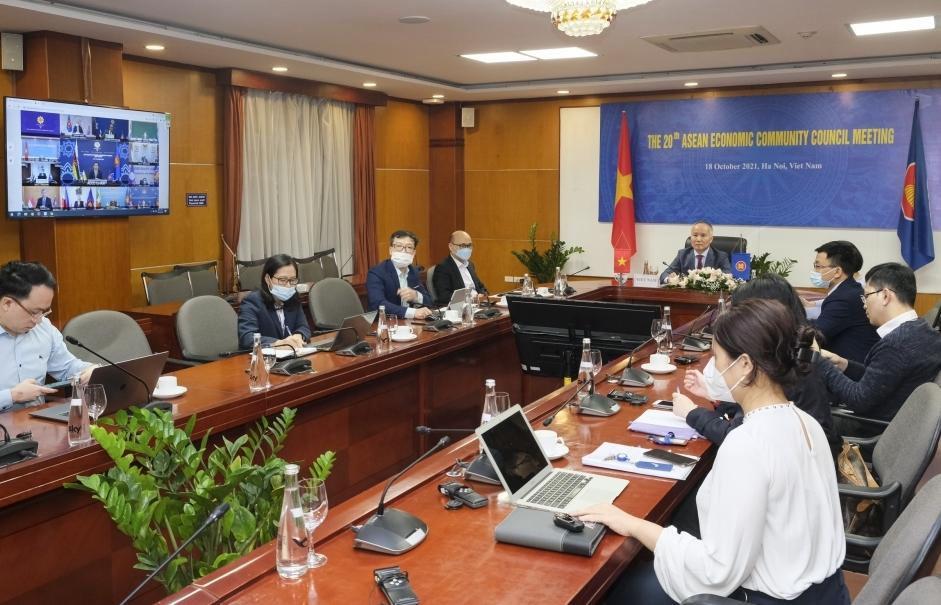 ASEAN tăng cường phối hợp liên ngành - liên trụ cột xây dựng Tầm nhìn ASEAN sau năm 2025