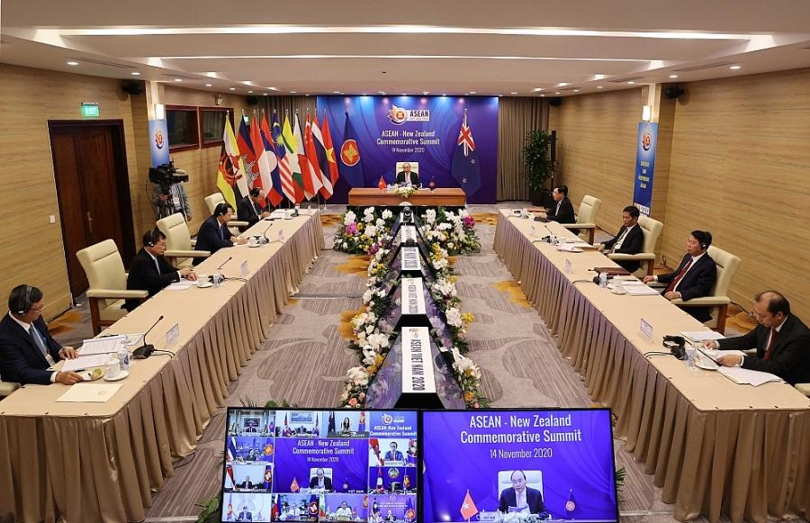 ASEAN – New Zealand: Từng bước tái mở cửa thị trường, thuận lợi hóa thương mại