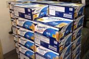 Thu giữ 1.500 hộp sữa ngoại không rõ nguồn gốc
