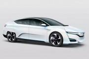 Honda đã sẵn sàng với mẫu FCV hyđrô