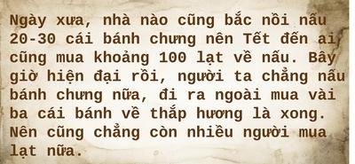 Lê Xá – níu giữ nghề giang, nứa trăm năm…