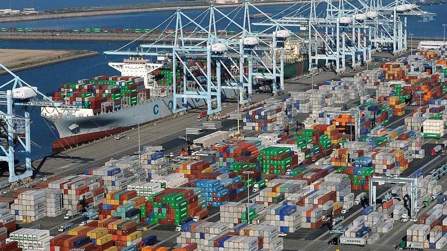 Tỷ trọng container hàng hoá từ Việt Nam sang Mỹ đạt 10,8%