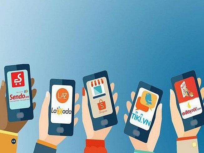 Chi tiêu trực tuyến gia tăng thêm 900 tỷ USD trên toàn cầu