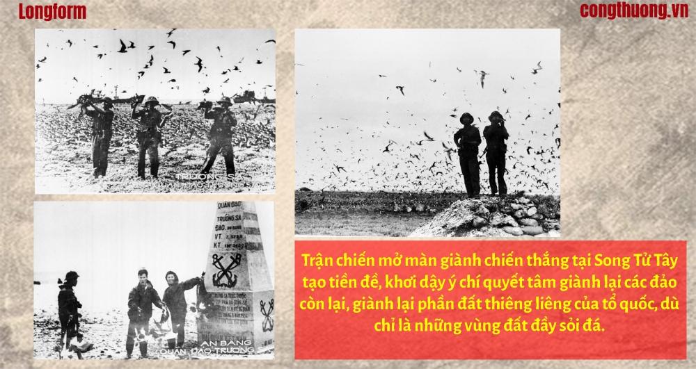 """Ký ức về trận chiến """"chưa từng có tiền lệ"""" - Giải phóng Trường Sa"""