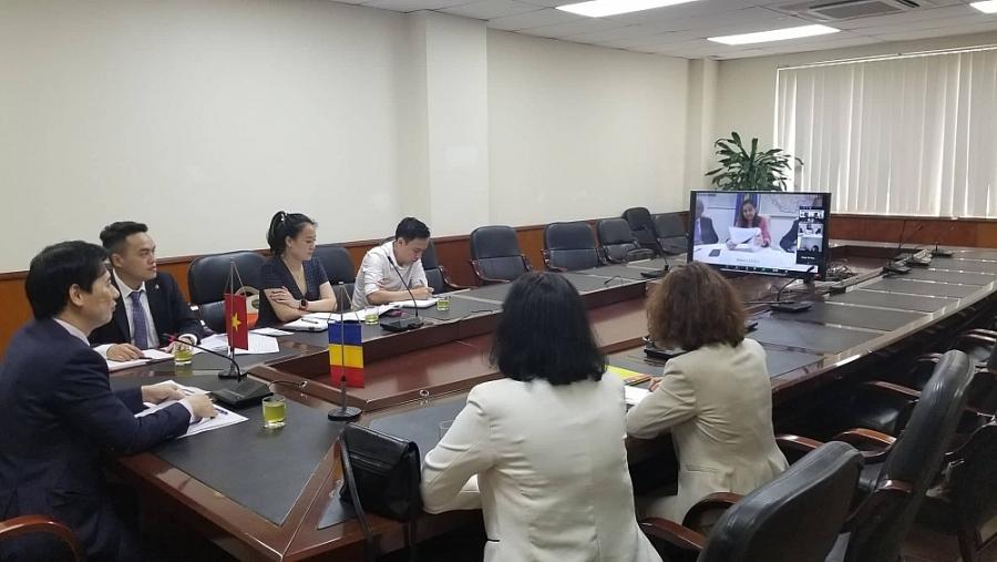 Việt Nam - Romania: Khuyến khích doanh nghiệp tận dụng cơ hội do EVFTA mang lại