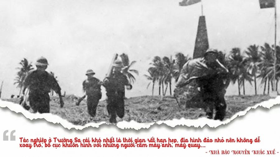 Ký ức của những phóng viên chiến trường: Cầm máy như cầm súng
