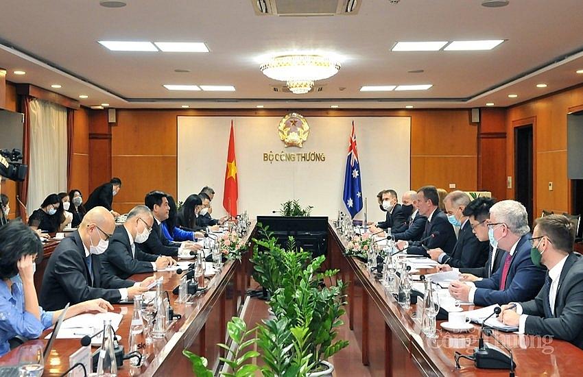 Việt Nam - Australia: Tăng cường mở cửa thị trường giữa hai quốc gia