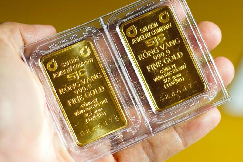 Giá vàng hôm nay ngày 19/3: Mở rộng đà tăng